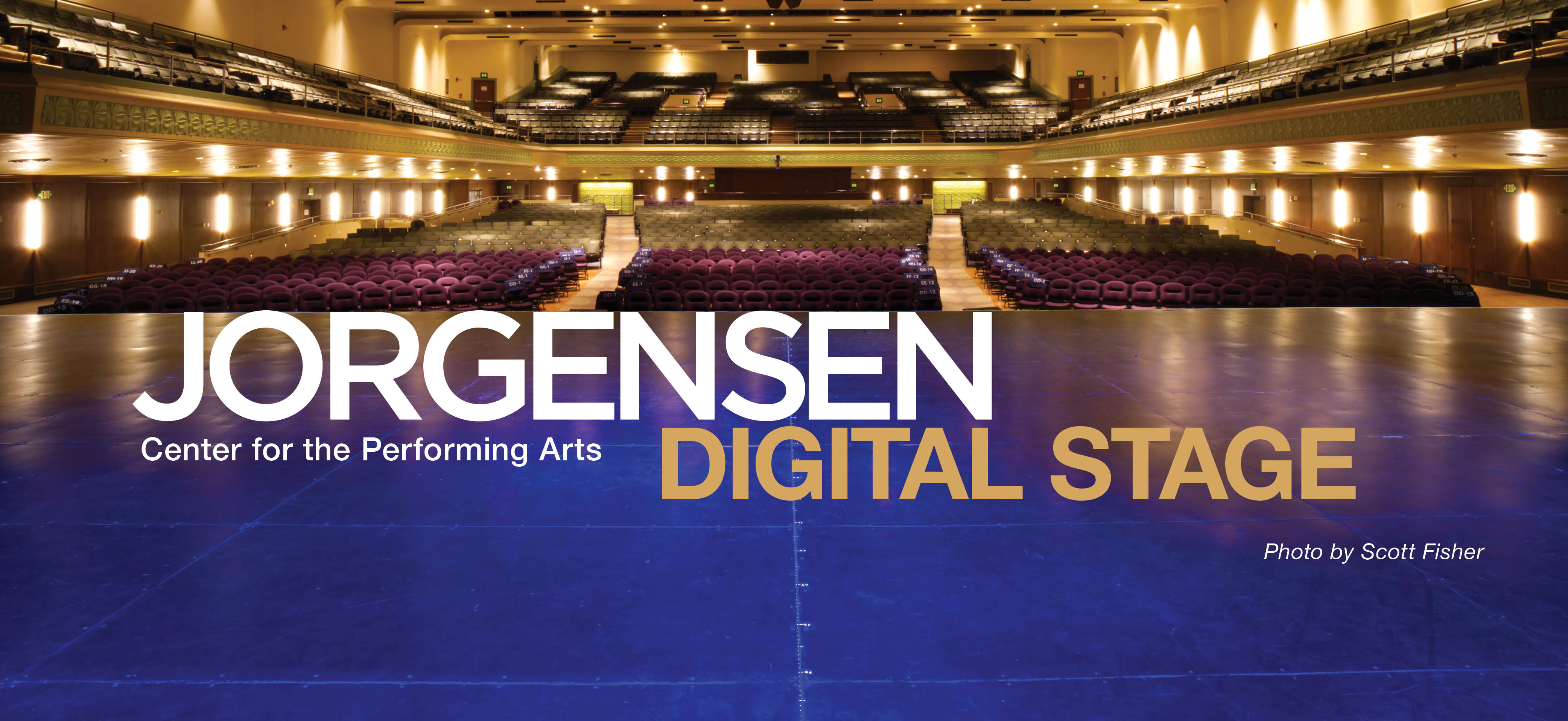 Jorgensen Digital Stage logo