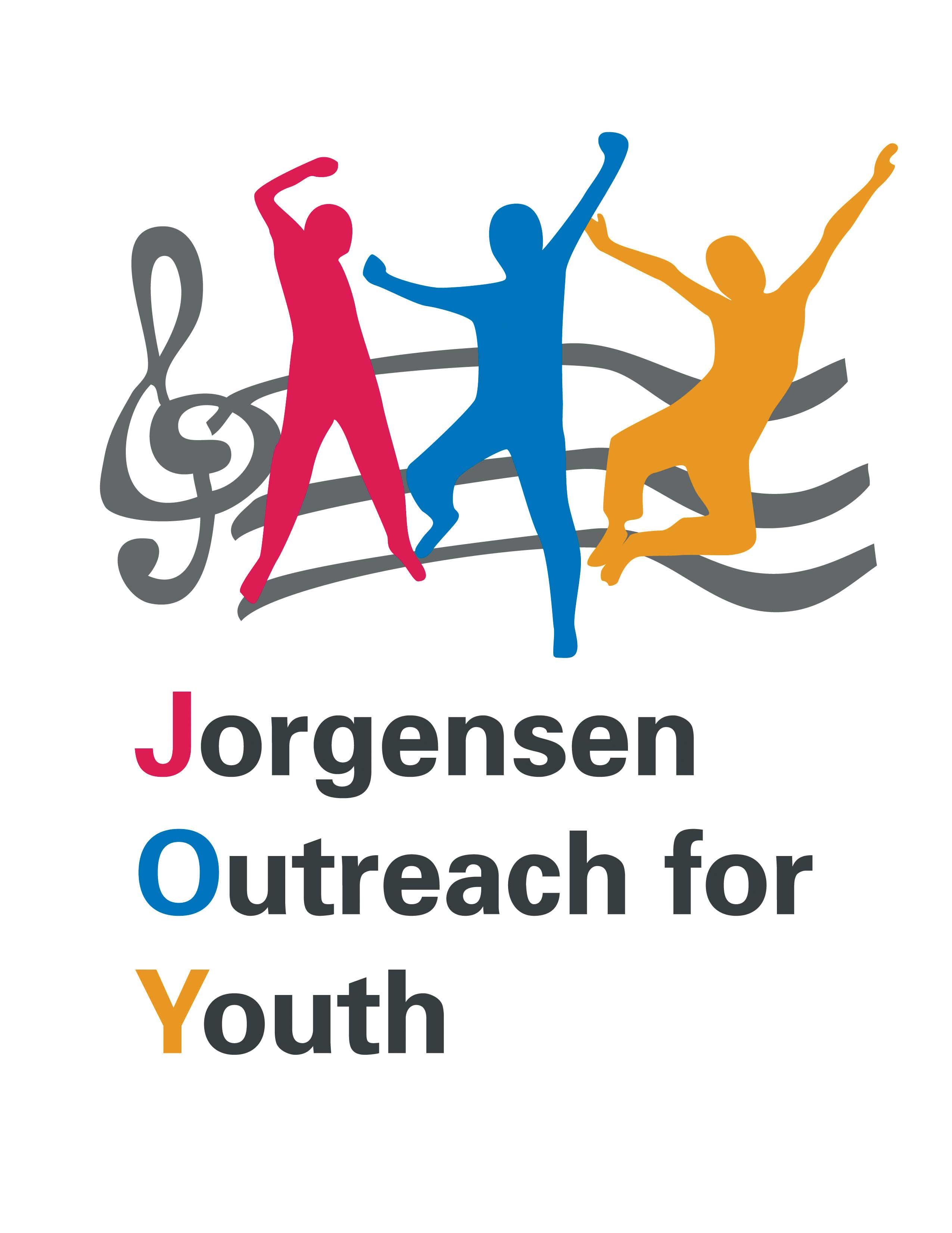 Jorgensen Outreach for Youth logo